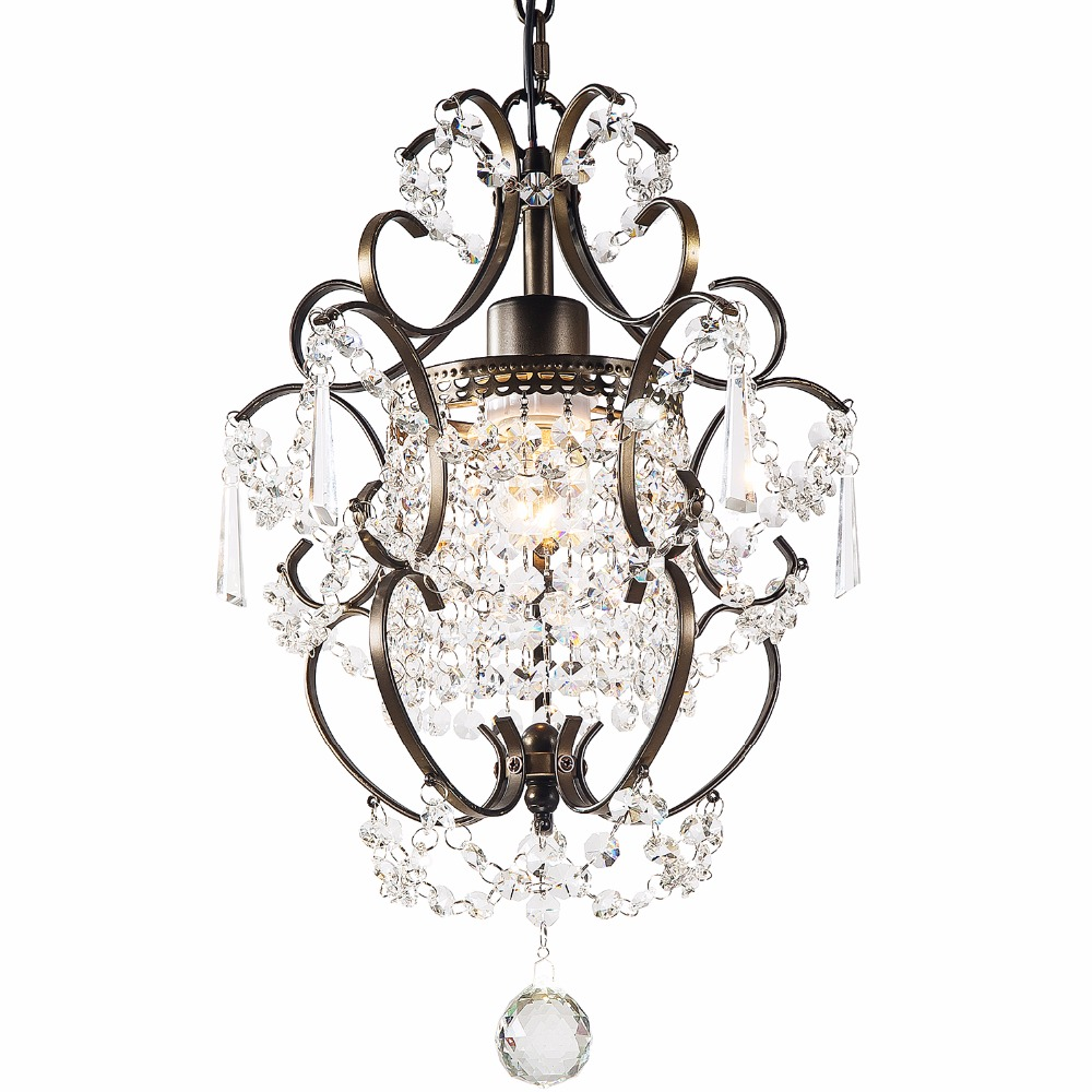 US $59.95 50% OFF Ganeed Modern Crystal Chandeliers, Small  Chandelier,Ceiling Lights Fixture for Living Room Bedroom Restaurant-in  Pendant Lights from ...