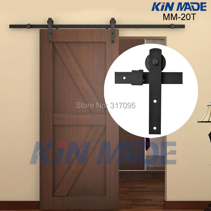 Building Sliding Barn Door Diy: Aliexpress.com : Buy KIN MADE Free Shipping Home DIY Steel