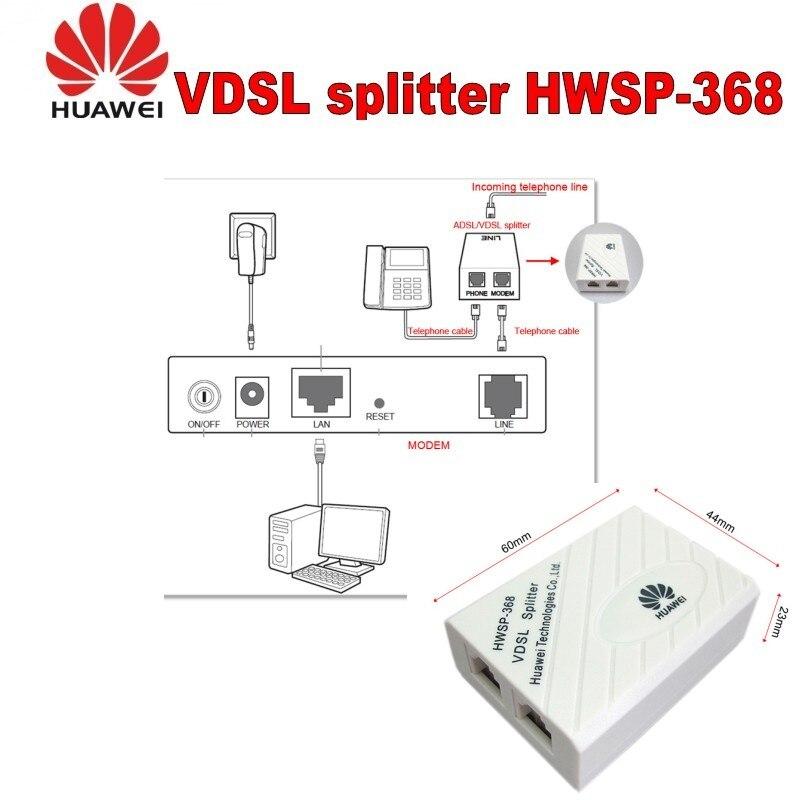 Huawei HWSP-368 Vdsl Splitter