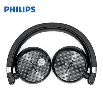 3f5c967322d Auriculares profesionales Philips SHB8850 auriculares activos de  cancelación de ruido inalámbricos con batería de polímero de litio  Bluetooth 4,0 ...