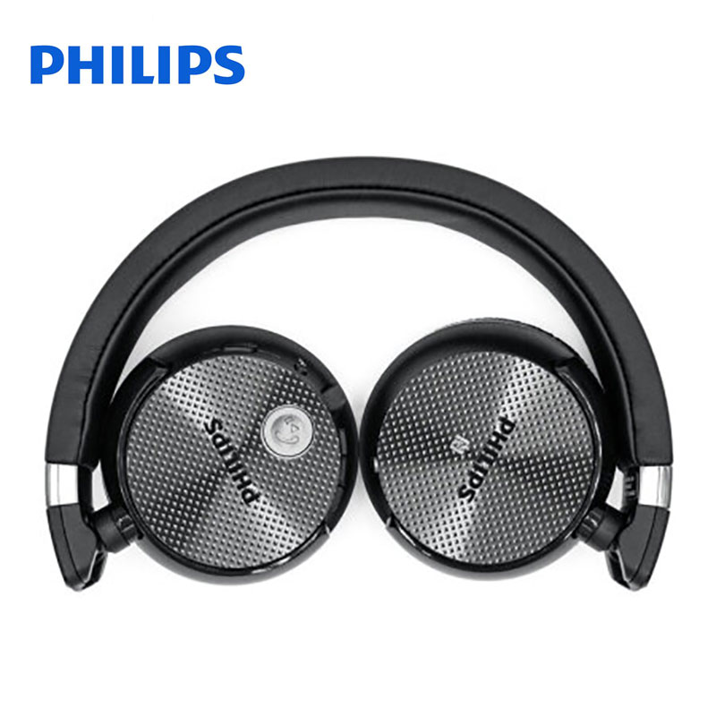 Professional Philips SHB8850 Headset Active Noise Cancelling Wireless With Lithium Polymer Battery Bluetooth 4.0 NFC Headphones Professional Philips SHB8850 Headset Active Noise Cancelling Wireless With Lithium Polymer Battery Bluetooth 4.0 NFC Headphones
