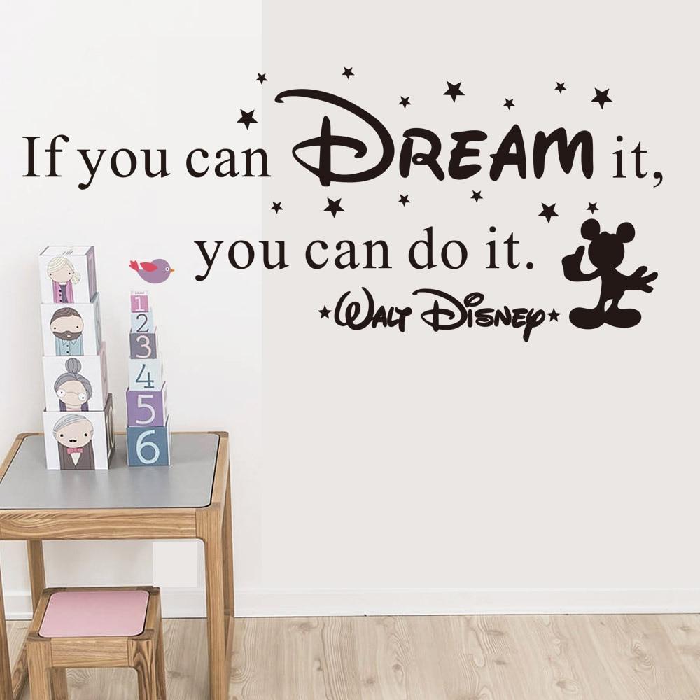 Hot Wall Stickers Home Decor Inspirational Sentence Wallpaper Decal Mural Wall Art 43x56cm CP0545 ~ Inspiration Home Decor ~ Olivia Decor - decor for your ...