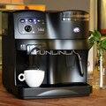 Полностью автоматическая кофемашина Коммерческая/Бытовая кофеварка молочная фритюрница шлифовка все в одном Кофеварка CM-508