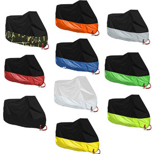 LUSHQ Motorcycle covers tarpaulin Cover Cloth moto Scooter Cover Protector waterproof Rain Dustproof Bike Bicycle Case Tent