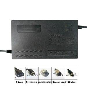 Image 1 - 36 V 1.8A 2A 3A 5A Ebike Li ion Lipo Lifepo4 Lithium Pin Li ion 42 V 43.8 V BMS sạc nhanh cho Điện Xe Đạp Xe Máy