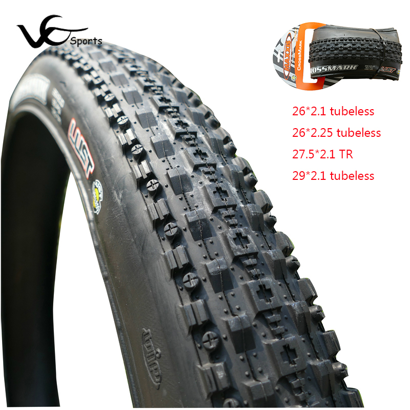 Bicycle Tire 26 27.5 29*2.1 26*2.25 Tubeless MTB Tires TLR 120TPI Folding Tyres Mountain Bike Off-road Non-slip Anti-stab Pneu 26 bike wheel with tire and tube for mtb mountain bike road bike bicycle quick release hub spoke reflector
