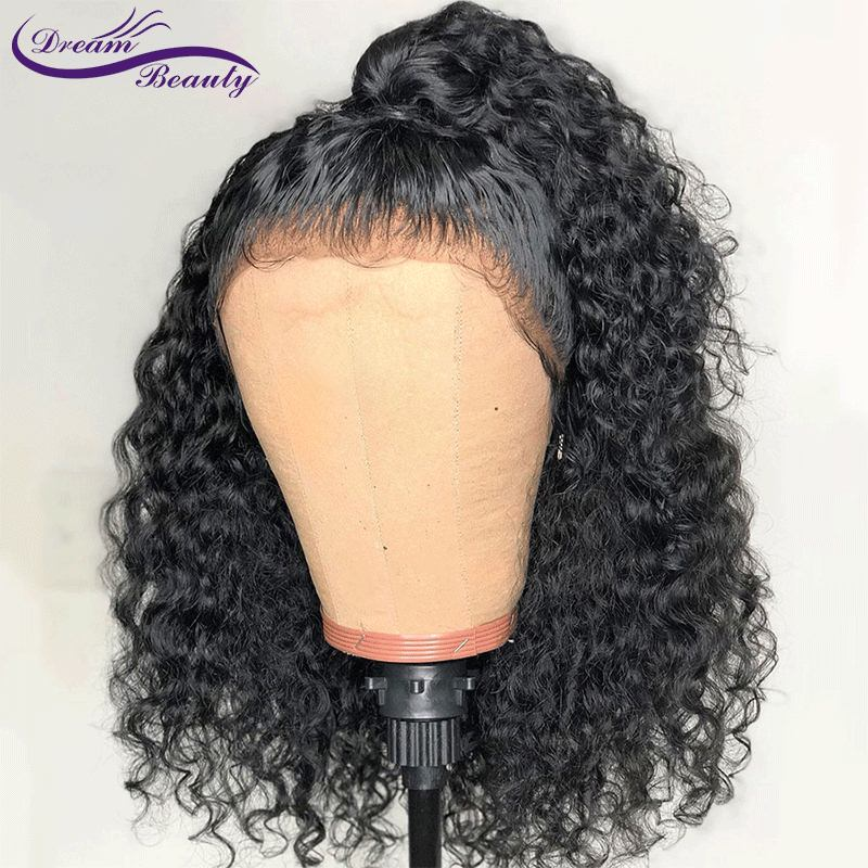 Deep Part 13*6 Lace Front Human Hair Wigs Brazilian Remy