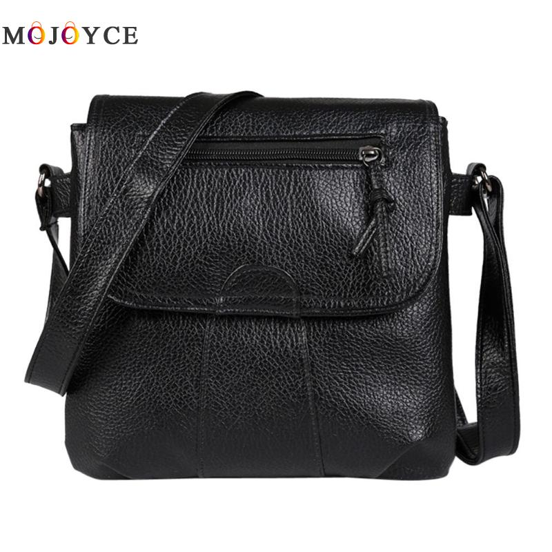 Lady Crossbody Casual Bags Women Soft PU Leather Shoulder Messenger Bag Female Double Zipper Bag multifunctional pu leather zipper decor shoulder bag