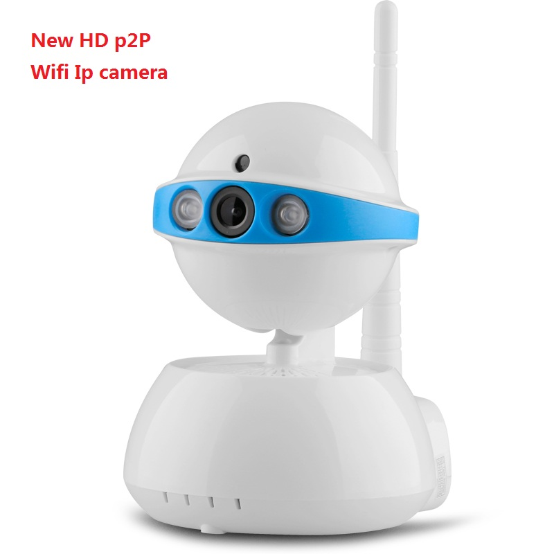 New HD Wifi network Camera P2P IP camera High definition camera with cloud storage optional bc 883m mirror bulb lamp camera hd 960p wifi ap hd 960p ip network camera with real light remote control 2017 new arrival