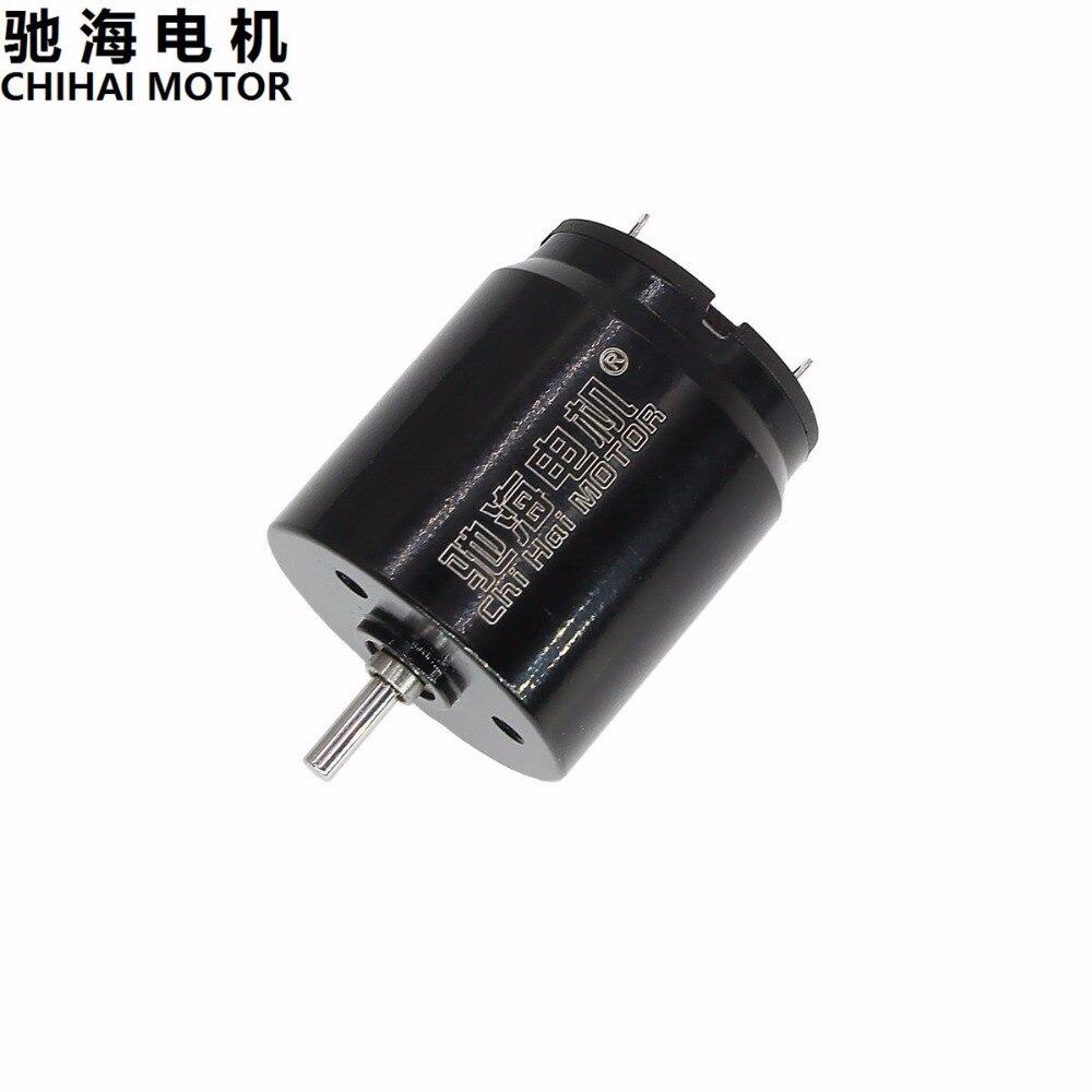 ChiHai мотор Диаметр 22 мм CHH 2225CU полые чашки постоянного тока высокой Скорость неодим железо боровые магнитоэлектрический двигатель 12В высоко