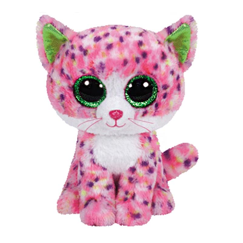 In Stock Original Ty Beanie Boos Big Eyed Stuffed Animal -6717