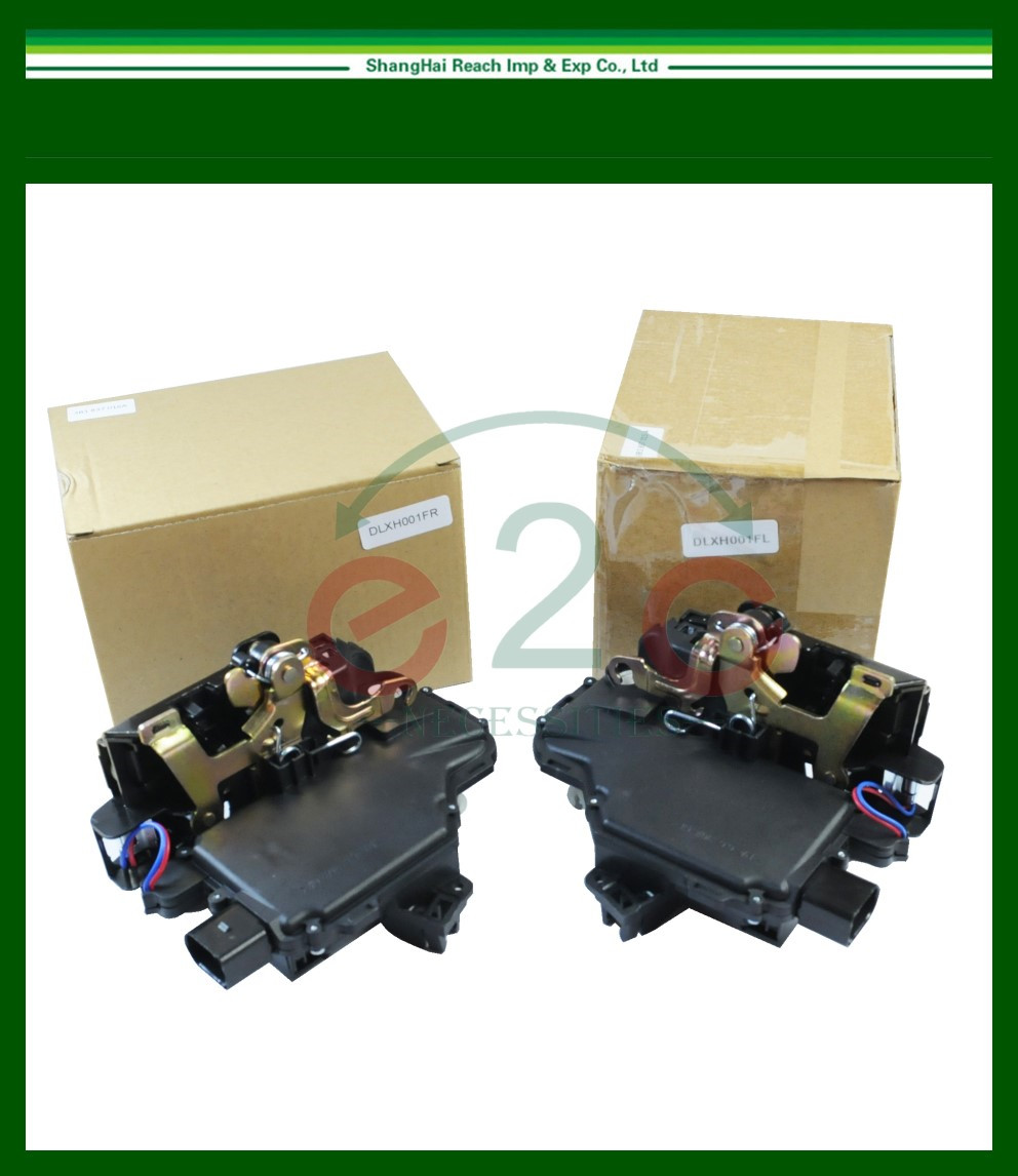 Front Left & Right Side 2 Door Lock  Actuators Latch  For VW Jetta 4 Golf 4 MK4 GTI Bora Beelte Polo OE#:3B4839015A / M3B183706A free shipping left side door lock after 08 for vw new bora 1piece