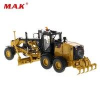 Детская модель игрушки 1:50 Масштаб инженерный автомобиль грузовик модель автомобиля 140M3 мотор грейдер Высокая линия серия 85544 Diecast модель иг