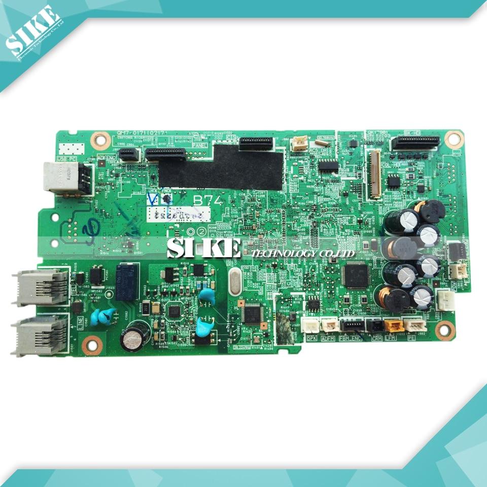 Logic Main Board For Canon MX378 MX 378 Formatter Board Mainboard QM7-0171 (0217)
