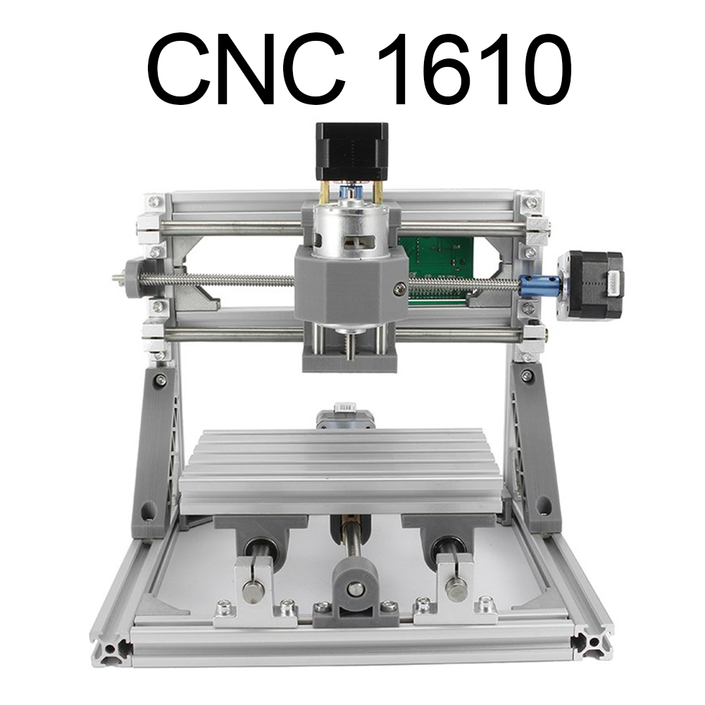 CNC 1610 with ER11,DIY CNC Engraving Machine,Mini Pcb Milling Machine,Wood Carving Machine,CNC Router,CNC1610,Top Advanced Toys cnc 1610 with er11 diy cnc engraving machine mini pcb milling machine wood carving machine cnc router cnc1610 best toys gifts