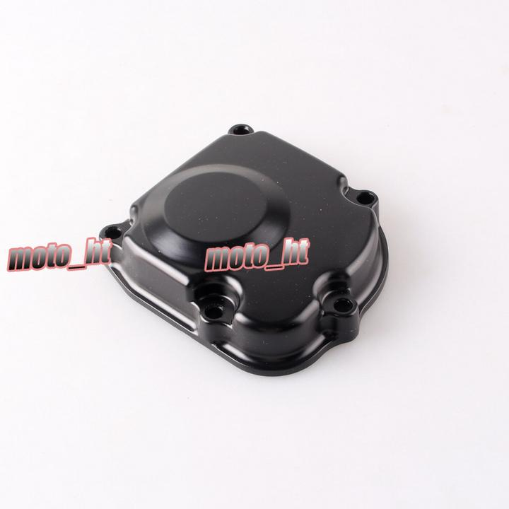 Right Engine Stator Crank Case Generator Cover Crankcase Protector For Kawasaki Z1000 2003 2004 2005 2006 CNC Aluminum brand new right cylinder head cover guard stator engine cover crankcase for bmw r1200gs 2004 2007