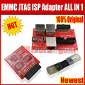Newest Original JTAG ISP Adapter ALL IN 1 For RIFF EASY JTAG SAM PRO JTAG MEDUSA EMMC E-MATE BOX ATF BOX