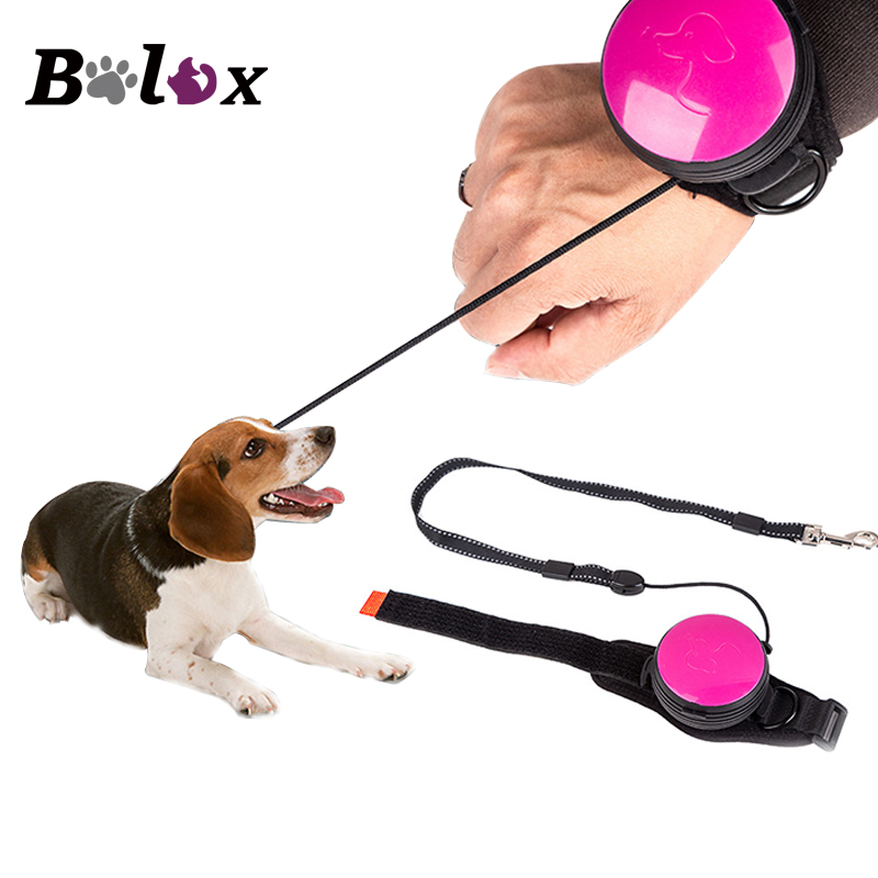 Dog Adjustable Leashes Running Dog Leash Outdoor Travel Reflective for Small Medium Large Dogs Soft Nylon Leashes Pet Products