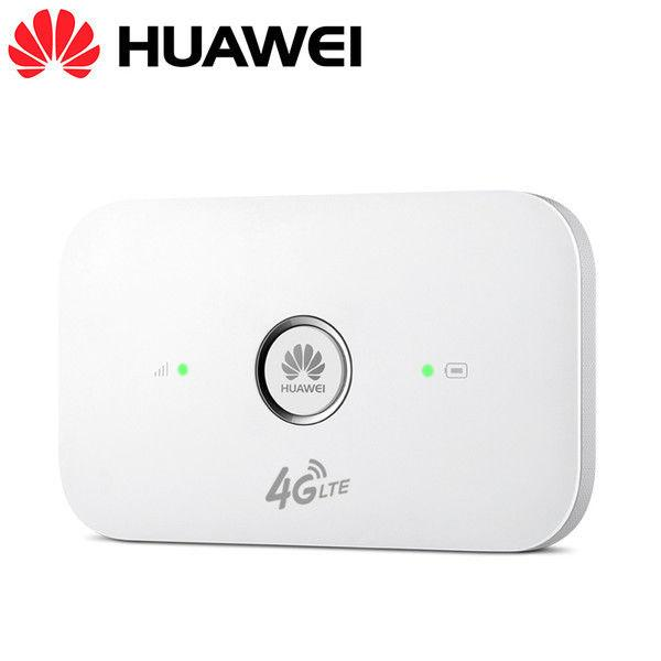 Unlocked Huawei E5573 E5573cs-609 150Mbps 4G Modem Dongle Lte Wifi Router Pocket Mobile Hotspot PK HUAWEI E5577 image