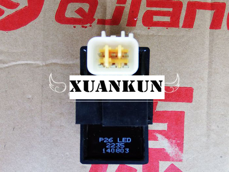 XUANKUN BJ600GS-A Flasher Turn Light Flasher LED