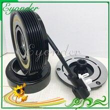 A/C/C Compressor de Ar Condicionado Polia Da Embreagem Magnética Eletromagnética 2.3L PV6 para FORD ESCAPE 2.3 MAZDA TRIBUTE f500LM3AA01