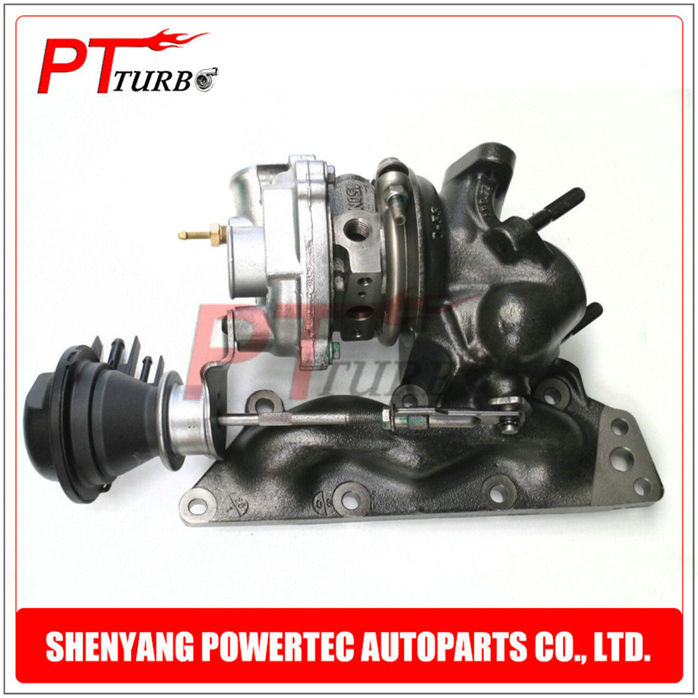 Car turbo for Smart Fortwo Roadster (MC01) complete turbocharger GT1238S 727211 / 727211-5001S / 727211-0001 / A1600960999