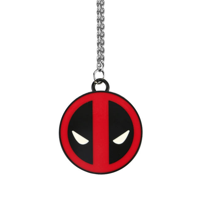Deadpool Car Pendant Ornament (2 Different Designs) 4