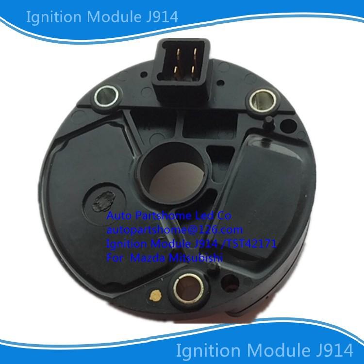 Ignition Module J914 T5T42171 For  Mazda Mitsubishi