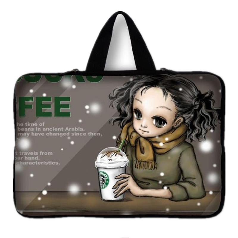 7.9 9.7 12 13.3 15.4 դյույմ Indie Pop Girls Laptop Bag Notebook - Նոթբուքի պարագաներ - Լուսանկար 2
