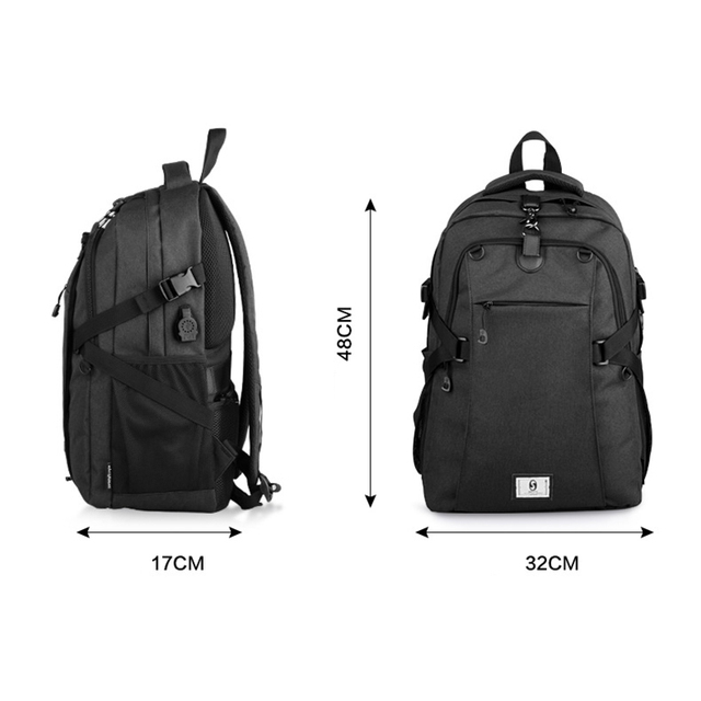 Crossten Swiss Bag Multifunctional 15.6 2