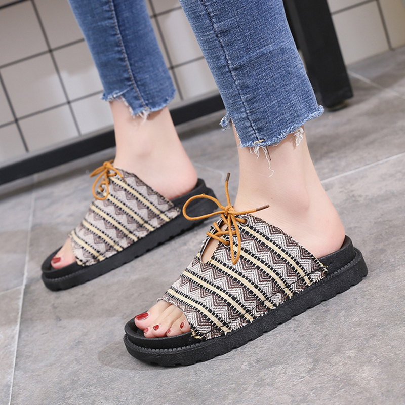 2018 cool slipper women's fashion simple increase flat skid-proof women's shoes free shipping ebay get authentic cheap price buy cheap authentic WLNaVVxmzd