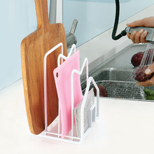 BF040 Multifunctional Kitchen pot cover rack and anvil collector kitchen storage 12.5*14.5*21.5cm