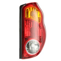 1Pcs Car Rear Lamps For Mitsubishi L200 Pickup 2006 Truck Warning Lights Tail Light Tailights Rear