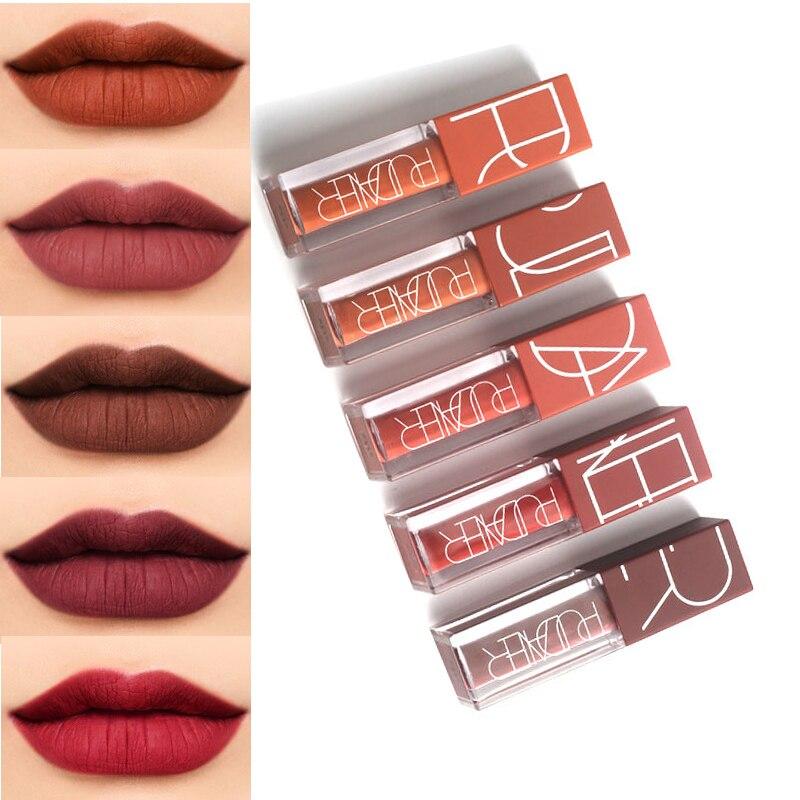 buy pudaier lipstick liquid matte velvet ultra lipsticks rouge a levres liquide. Black Bedroom Furniture Sets. Home Design Ideas