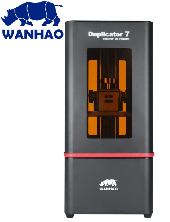 2018 hot sell WANHAO New Version UV resin DLP SLA 3D printer D7 V1.5 with 250ml resin for free high quality and affordable price сумка just cavalli