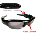 New HD Mini Camera Polarized Headset Digital Video Recorder DVR Sunglasses Sport Video Sunglasses A30