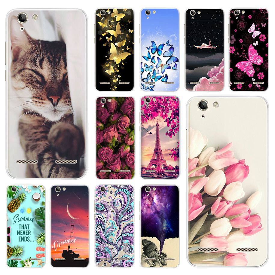 For <font><b>Lenovo</b></font> Vibe K5 Plus <font><b>Case</b></font> Cover Soft TPU Phone <font><b>Case</b></font> For <font><b>Lenovo</b></font> K5 Funda <font><b>Case</b></font> For <font><b>Lenovo</b></font> K5 Plus A6020 <font><b>A6020a46</b></font> A6020a40 Cover image