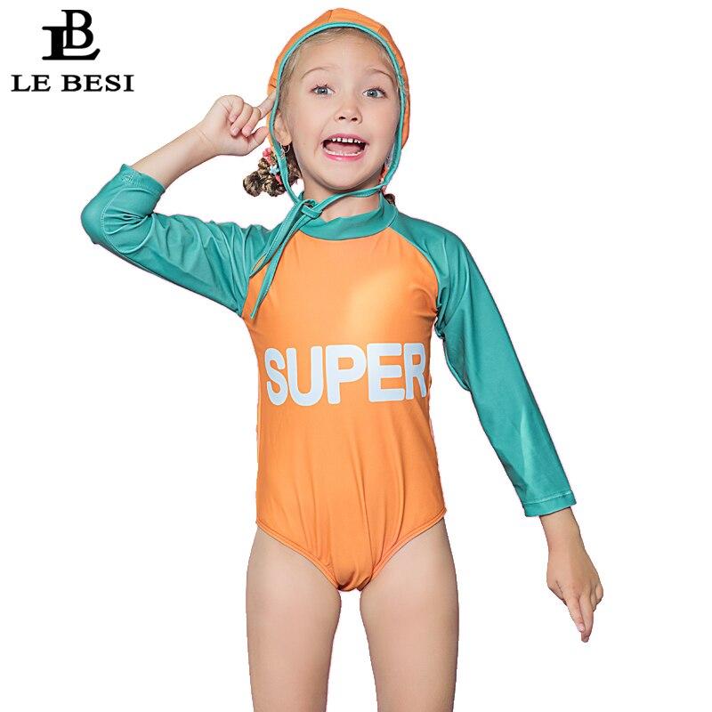 LEBESI 2018 Новое поступление, купальный костюм для девочек, детский купальник, Цельный купальник для девочек, с принтом, для подростков, с капюшоном|teenage swimwear|teenage girls swimwearteenage girl | АлиЭкспресс