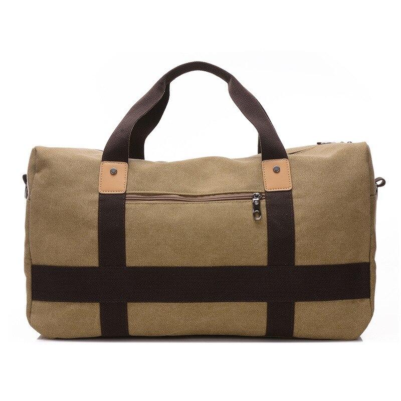GYKZ Waterproof Canvas Outdoor Men Crossbody Bag Shoulder Bag Professional Portable Male Sports Gym Bag Canvas Fitness Bag HY020