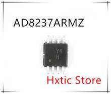 NEW 10PCS/LOT AD8237ARMZ AD8237ARM AD8237 MARKING Y4H MSOP-8  IC