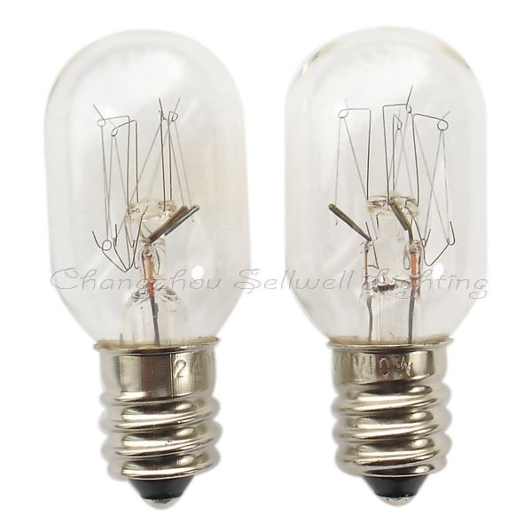 240v 15w e12 t20x48 light bulb a290china mainland