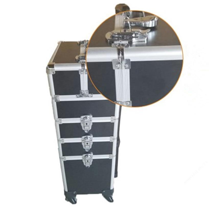 Бренд алюмінієва рама 4 в 1 візок - Сумки для багажу та подорожей - фото 4
