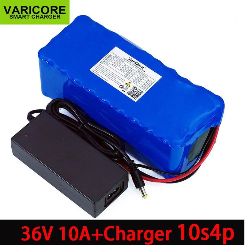 Image 3 - 36 V 12Ah 10A 10.4ah 18650 литиевая батарея 12000 mAh мотоцикл электрический автомобиль велосипед Скутер с BMS + 42 v 2A зарядное устройство-in Подзаряжаемые батареи from Бытовая электроника