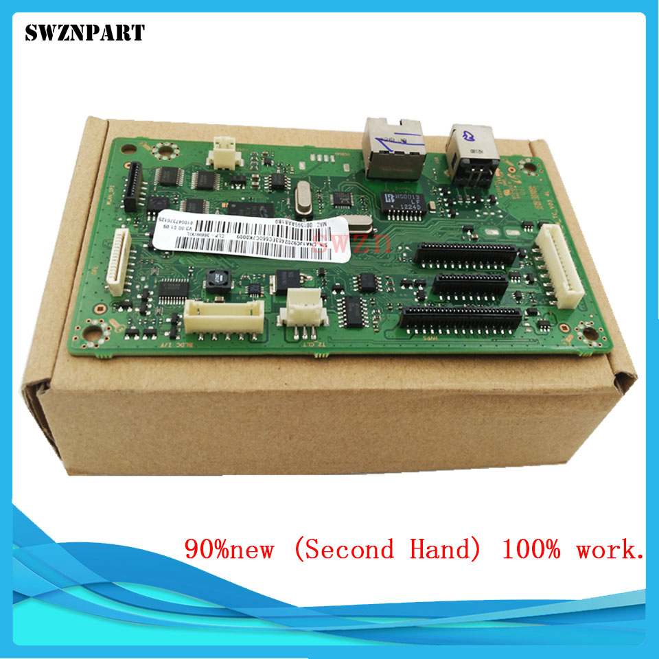 FORMATTER PCA ASSY Formatter Board logic Main Board MainBoard for Samsung 366W 360W CLP365 W/XEV  JC92 02483E JC92 02483A-in Printer Parts from Computer & Office    1
