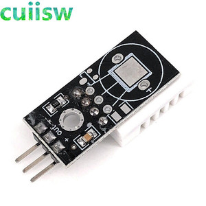 Image 4 - 5PCS DHT22 Digital Temperature and Humidity Sensor AM2302 Module+PCB with Cable