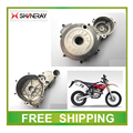 Engine left cover magneto coil cover XY250GY SHINERAY X2 X2X  250CC dirt bike accessories free shipping