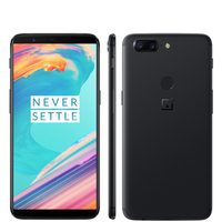 New Oneplus 5T 6.01 19:9 8GB RAM 128GB ROM Mobile Phone 3300mAh Battery Octa Core Fingerprint NFC Android 20MP 4G Smartphone
