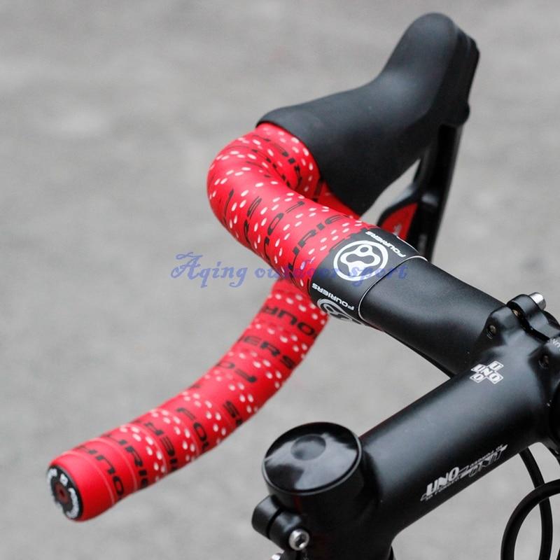 Pu Bike Drop Handlebar Tape Wraps 700c Fixed Gear Road Bike Handle