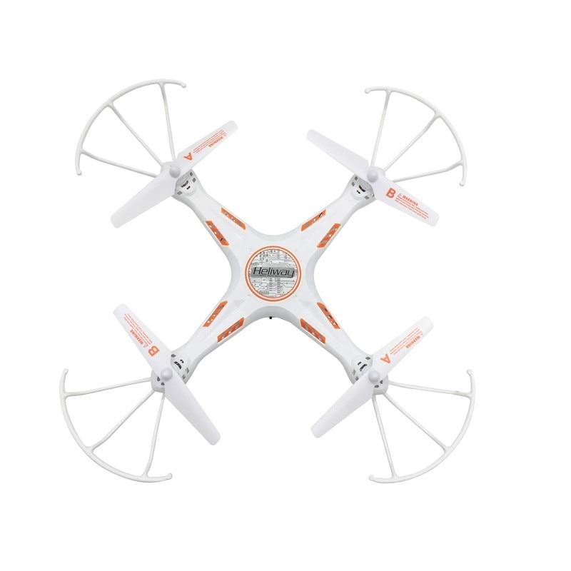Heliway 905D DIY Version 2.4G 4CH 6axle 4Channel One Key Return RC Quadcopter RTF Drone F19027