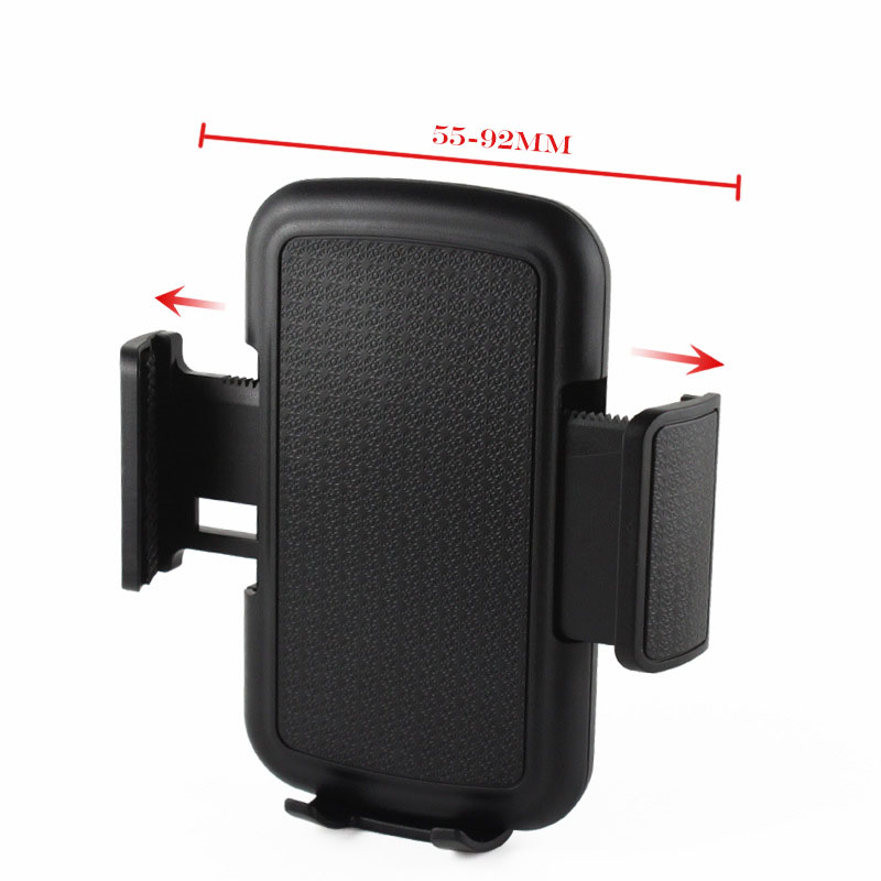 Rotary Car Air Vent Clip Mobile Phone Holders Stand For Motorola Moto M,Moto X4/X (2017)/Z2 Force/G4/G4 Plus,For